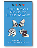 Royal Road to Card Magic Book
