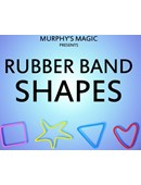 Rubber Band Shapes (Hearts) Trick