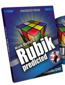Rubik Predicted DVD & props