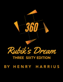 Rubik's Dream - Three Sixty Edition Trick (pre-order)
