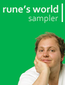 Rune's World Sampler Magic download (video)
