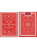 Russian Folk Art Deck Deck of cards