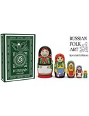 Russian Folk Art Playing Cards (Special Edition) Deck of cards