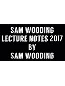 Sam Wooding Lecture Notes 2017 Magic download (ebook)