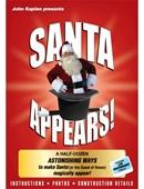 Santa Appears DVD