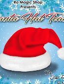 Santa Hat Tear Trick