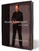 Scams & Fantasies with Cards Book