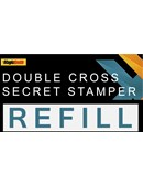 Secret Stamper Part (Refill) for Double Cross Trick