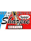 Secret Writer Part for Super Sharpie Trick