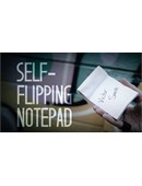 Self-Flipping Notepad Trick
