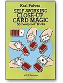Self Working Close-Up Card Magic Book