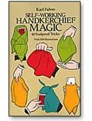 Self Working Handkerchief Magic Book