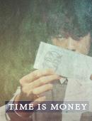 Seol-Ha's Time is Money DVD & props
