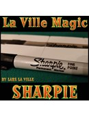Sharpie magic by Lars La Ville