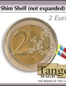 Shim Shell - 2 Euro Coin Gimmicked coin
