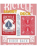 Short Bicycle Deck Accessory