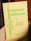 Showmanship and Presentation Book