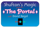 Shufton's Portal DVD & props