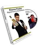 Signed Card in Sealed Bottle DVD