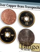 Silver Copper Brass Transposition Trick