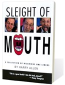 Sleight of Mouth Book