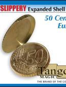 Slippery Expanded Shell - 50 Euro Cent Coin Gimmicked coin