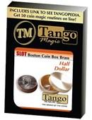 Slot Boston Box Brass half dollar Tango-Trick Trick