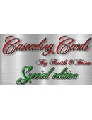 Special Edition Cascading Cards Bicycle Rider Back Accessory
