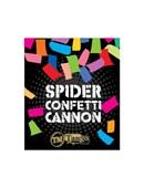 Spider Confetti Cannon Trick