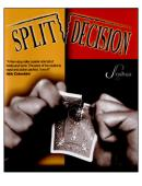 Split Decision DVD & props