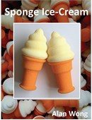 Sponge Ice Cream Cone Trick