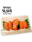 Sponge Sushi Accessory