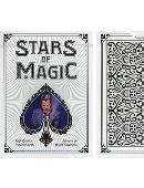 Stars of Magic Playing Cards (White) Deck of cards