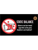 Static Balance magic by Rizki Nanda