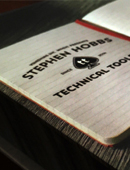 Stephen Hobbs' Technical Toolbox DVD and book set