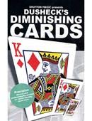 Steve Dusheck's Diminishing Cards Trick