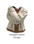 Straight Jacket Escape Trick
