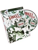 Street Cups (DVD and Book Set) Book & CD