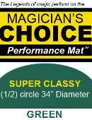 Super Classy Close-Up Mat (GREEN - 34 inch) Accessory
