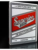 Superior Brand Readers Deck of cards