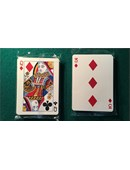 Superior Gaff Set Playing Cards (27 Cards) Accessory