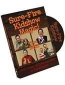 Sure Fire Kid-Show Magic DVD