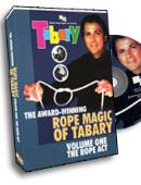 Tabary Elegant Rope Magic (Volumes 1 & 2) DVD