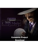 Takumi Takahashi Teaches Card Magic Magic download (video)