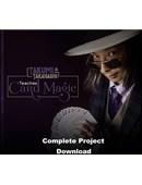 Takumi Takahashi Teaches Card Magic magic by Takumi Takahashi