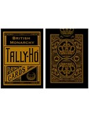Tally-Ho British Monarchy Playing Cards Deck of cards