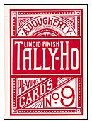 Tally-Ho Circle Back Deck of cards