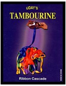 Tambourine Brass with Ribbon Trick
