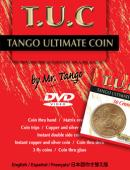 Tango Ultimate Coin - 50 Euro Cents Gimmicked coin