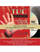 Tango Ultimate Coin - Limited Special Silver - Morgan plus 3 Matching Coins Gimmicked coin